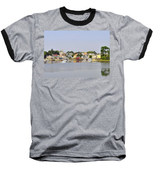 Portsmouth Nh South End Psep Baseball T-Shirt