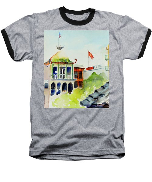 Portsmouth Square Baseball T-Shirt