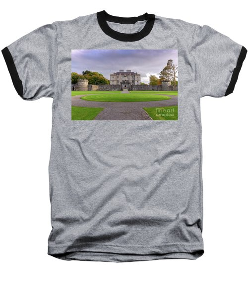 Portumna House  Baseball T-Shirt by Juergen Klust
