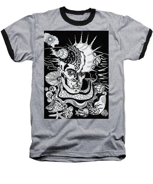 Poseidon Baseball T-Shirt