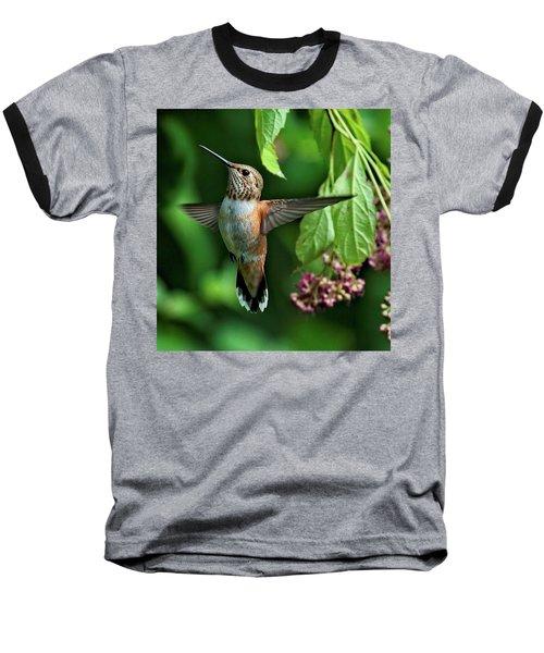 Posing Baseball T-Shirt