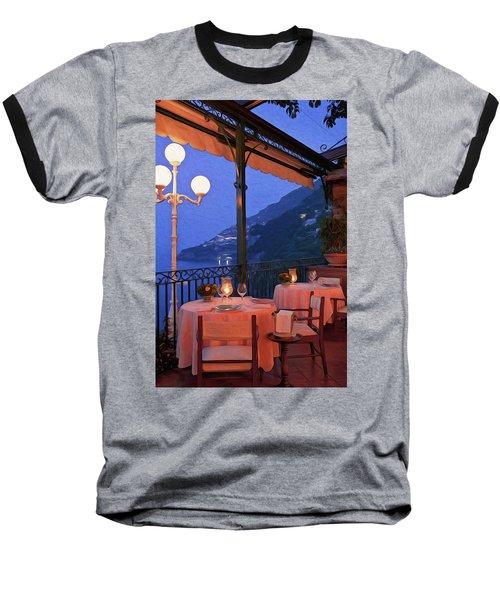 Positano, Beauty Of Italy - 05 Baseball T-Shirt
