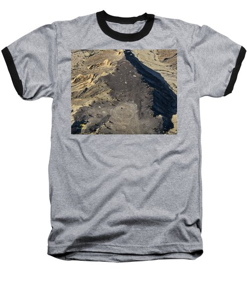 Baseball T-Shirt featuring the photograph Possible Archeological Site by Jim Thompson