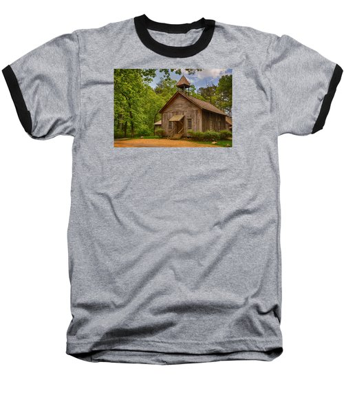 Possum Trot Church Baseball T-Shirt