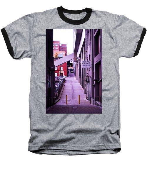 Post Alley, Seattle Baseball T-Shirt