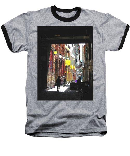 Post Alley Baseball T-Shirt