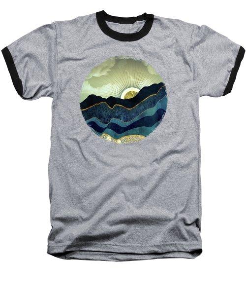 Post Eclipse Baseball T-Shirt