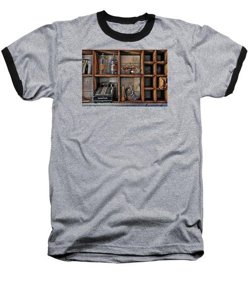 Post Office Baseball T-Shirt