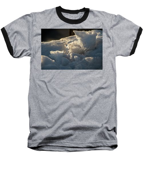 Post Plow - Baseball T-Shirt