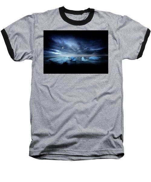 Postcard From Jokulsarlon Baseball T-Shirt