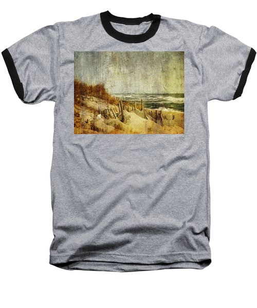 Postcards From Home Baseball T-Shirt