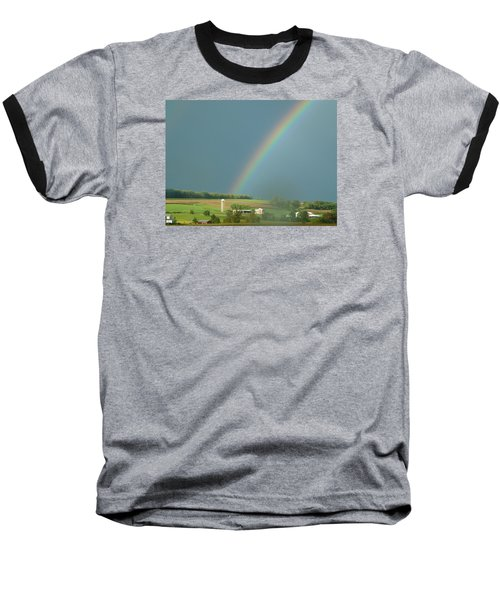 Pot Of Gold Baseball T-Shirt