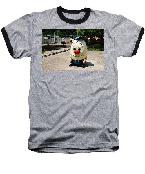 Potato Head Baseball T-Shirt by Jose Rojas