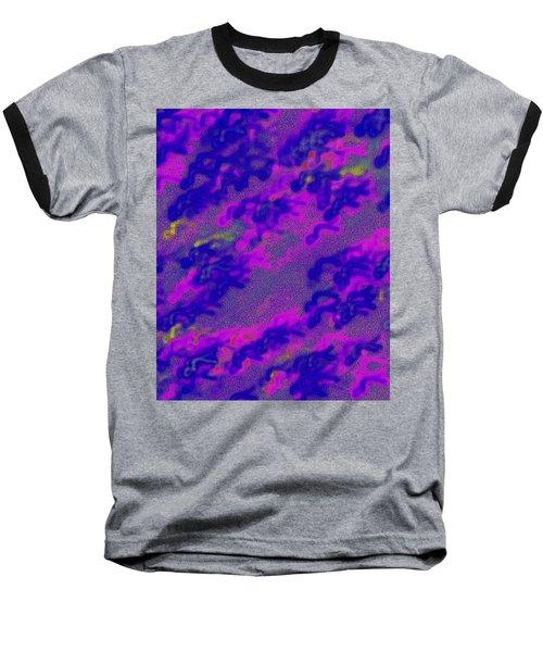 Potential Energy Baseball T-Shirt