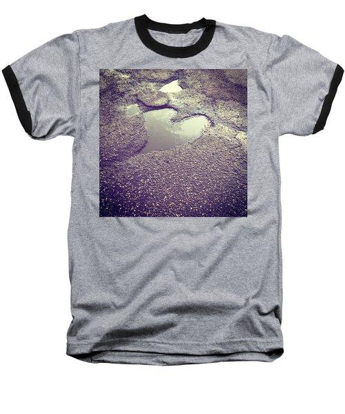 Pothole Love Baseball T-Shirt