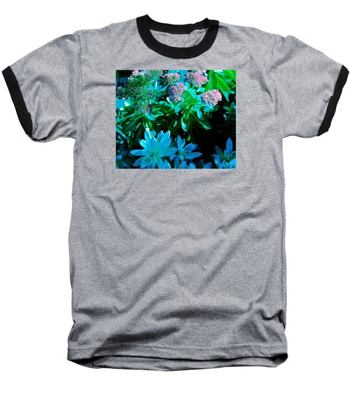 Baseball T-Shirt featuring the photograph Potmates 5 by M Diane Bonaparte