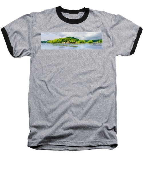 Baseball T-Shirt featuring the photograph Potomac Palisaides by Francesa Miller