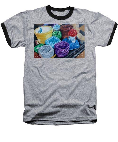 Pottery Princess Baseball T-Shirt