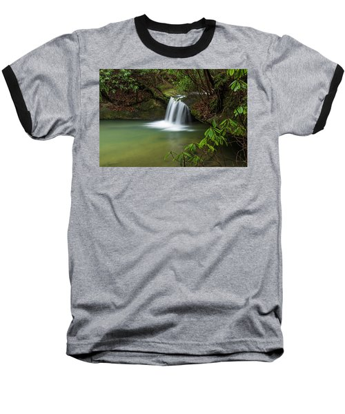 Pounder Branch Falls # 2 Baseball T-Shirt