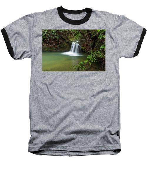 Pounder Branch Falls # 2 Baseball T-Shirt