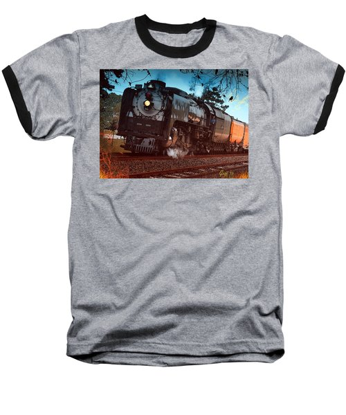 Pounding Up The Texas Grade Baseball T-Shirt by J Griff Griffin