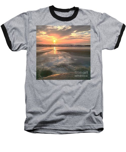 Pouring Out Baseball T-Shirt
