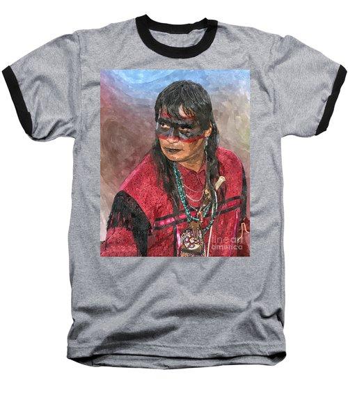 Pow Wow Baseball T-Shirt