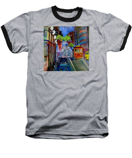Powell  Street Baseball T-Shirt
