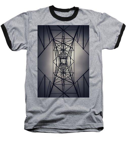 Power Above Baseball T-Shirt