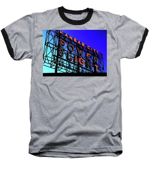 Power And Some Light Baseball T-Shirt