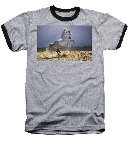 Power In Motion Baseball T-Shirt