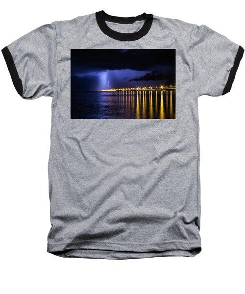 Power Of God Baseball T-Shirt