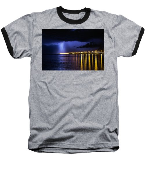 Power Of God Baseball T-Shirt