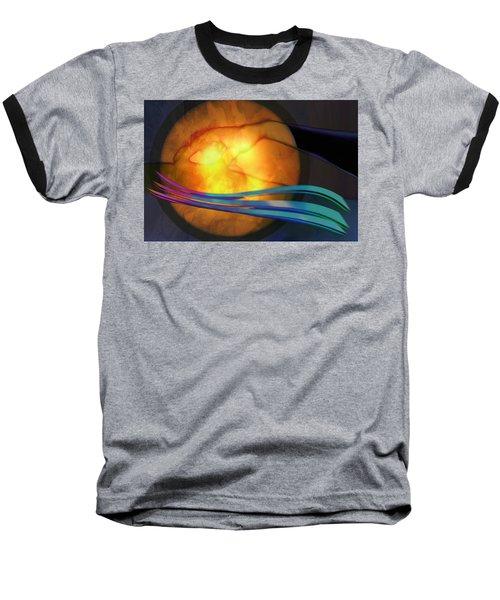 Power Of Touch Baseball T-Shirt