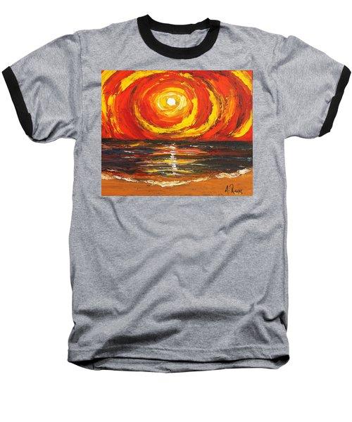 Power Source Baseball T-Shirt