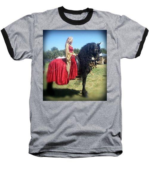 Powerful Beauty Baseball T-Shirt