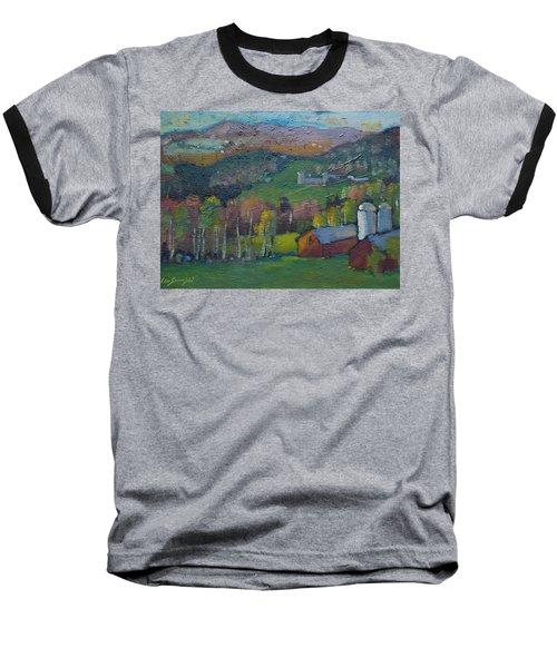 Pownel Vt Baseball T-Shirt