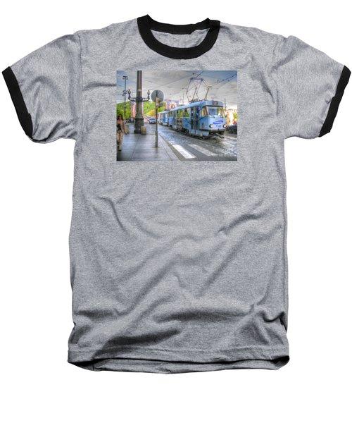 Praha Chehia Baseball T-Shirt