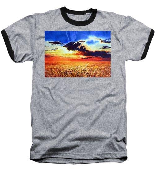 Prairie Gold Baseball T-Shirt