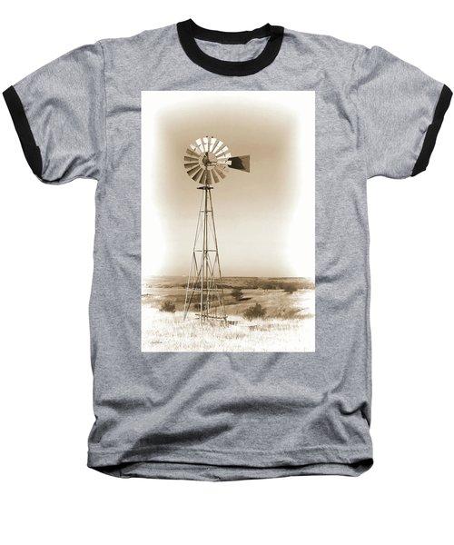 Prairie Guardian Baseball T-Shirt