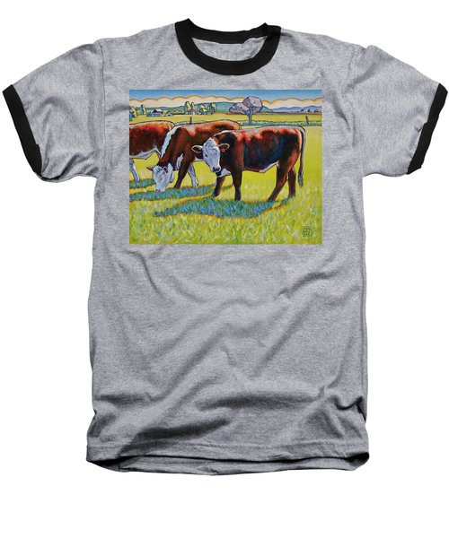 Prairie Lunch Baseball T-Shirt