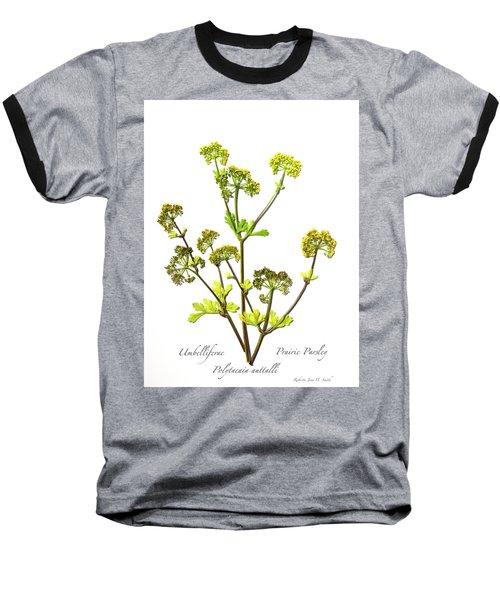Prairie Parsley Baseball T-Shirt