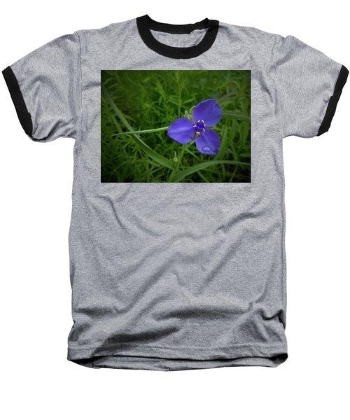 Prairie Rain Baseball T-Shirt by Tim Good