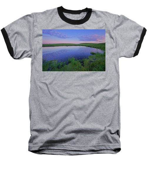 Prairie Reflections Baseball T-Shirt
