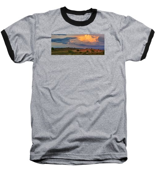 Prairie Skies Baseball T-Shirt