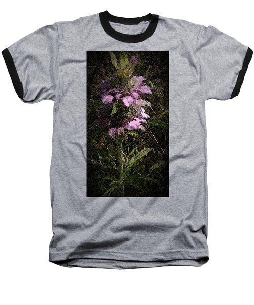 Baseball T-Shirt featuring the photograph Prairie Weed Flower by Donna G Smith
