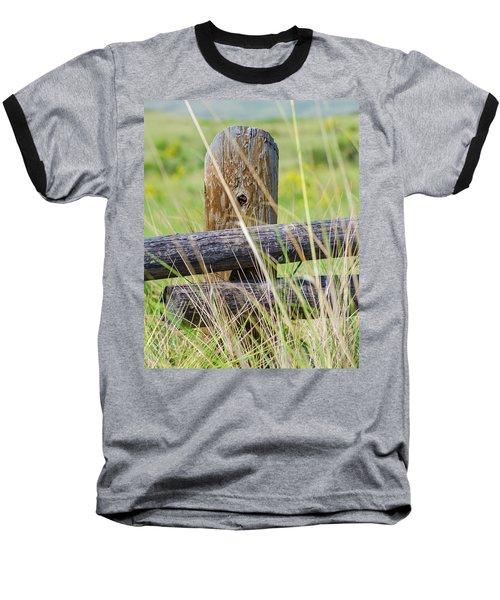 Prairie's Edge Baseball T-Shirt