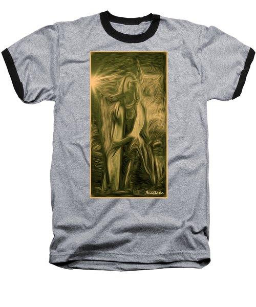 Praise Him With The Harp I Baseball T-Shirt