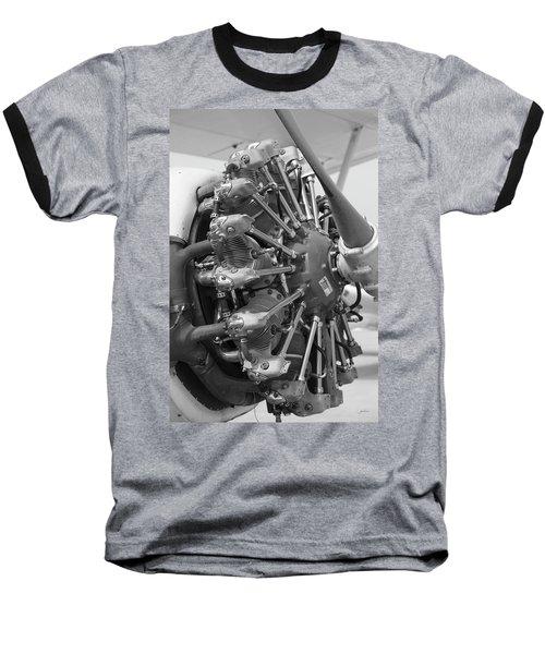 Prat And Whitney Baseball T-Shirt