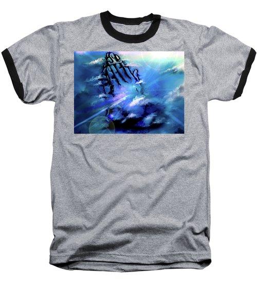 Pray Baseball T-Shirt